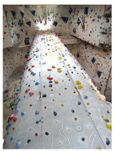 kje se naučiti plezanja